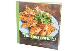 Picture of Boekje 35 recepten Tosti's met een twist