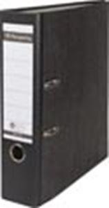 Picture of Ordner pergamy A4 rug van 8 cm gewolkt zwart