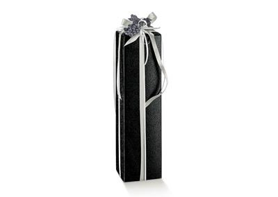 Picture of Magnum geschenkdoos 1 fles 11x11x39 cm zwart